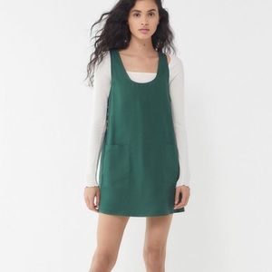 COPY - Urban Outfitters Side Button Shift Dress